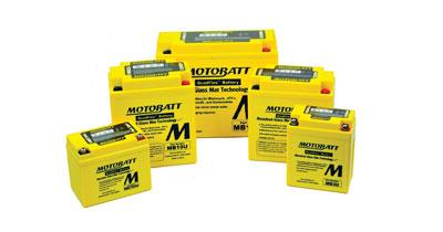 Batteri ATV